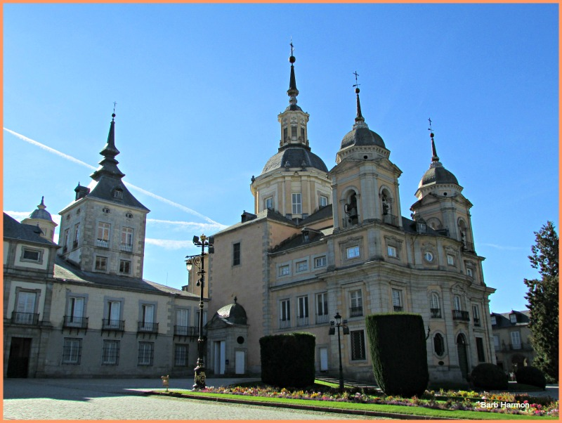 Collegiate Church- La Granja