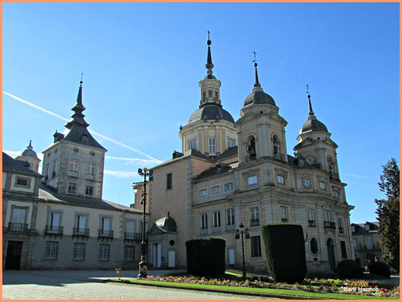 Collegiate Church- La Granja