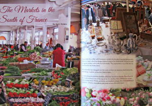 Markets in the South of France