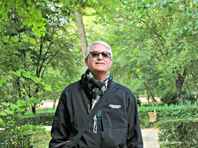 Ray in the Prince's Garden Aranjuez