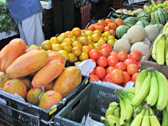 fruit in Ajijic