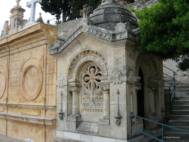 Mausoleum for Charles Albini family