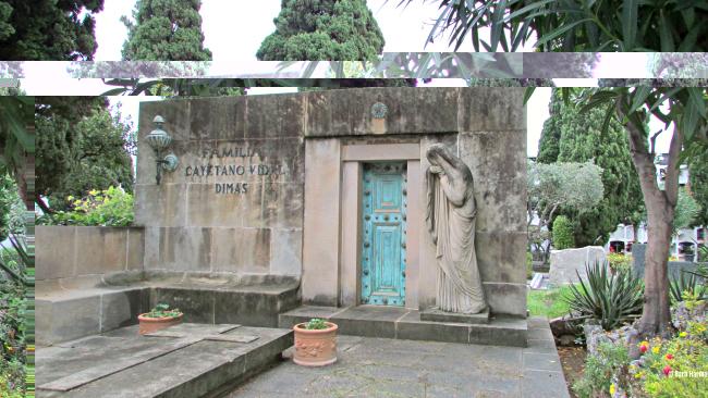 Familia Dimas Tomb- San Sebastia Sitges, Spain