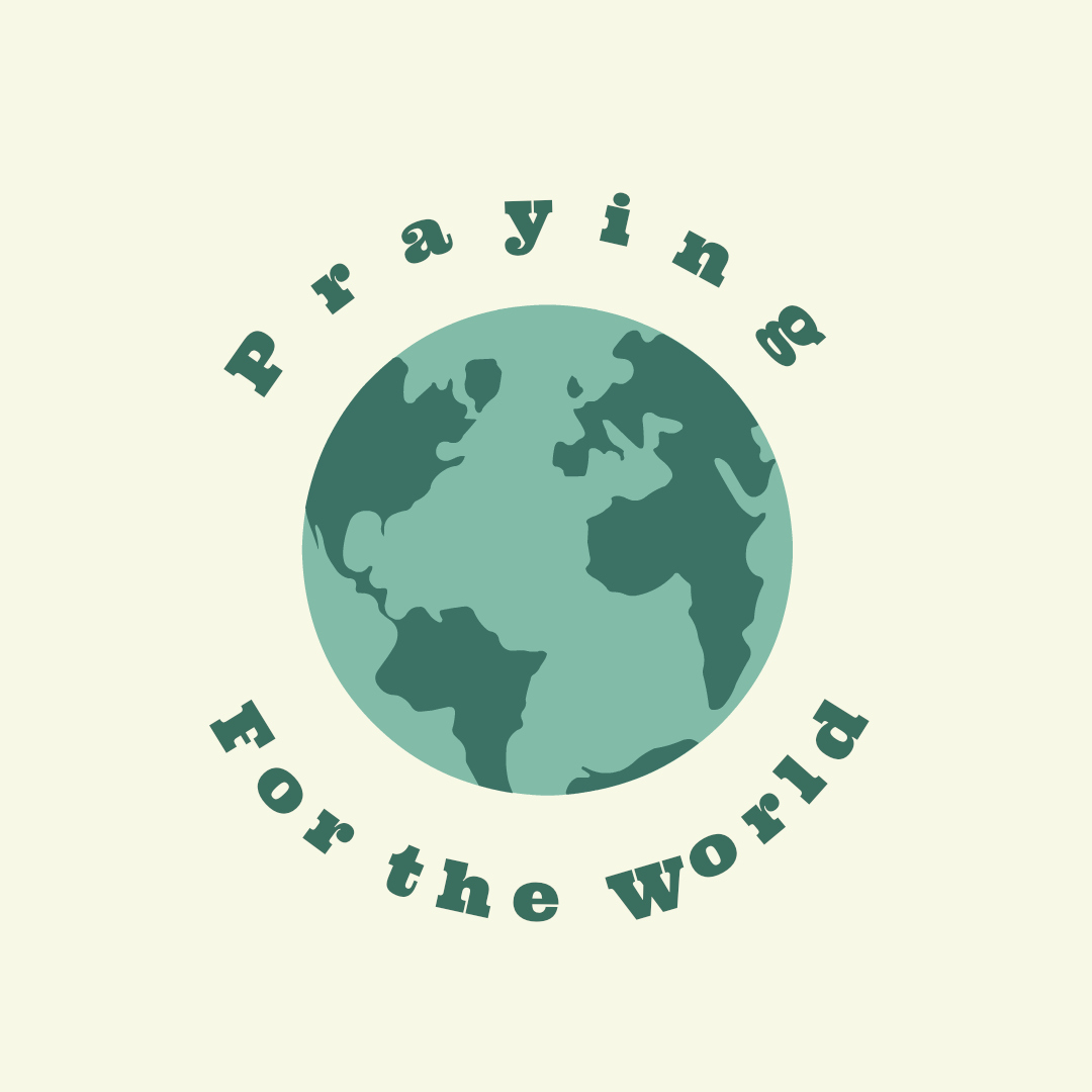 Praying for the world—daily