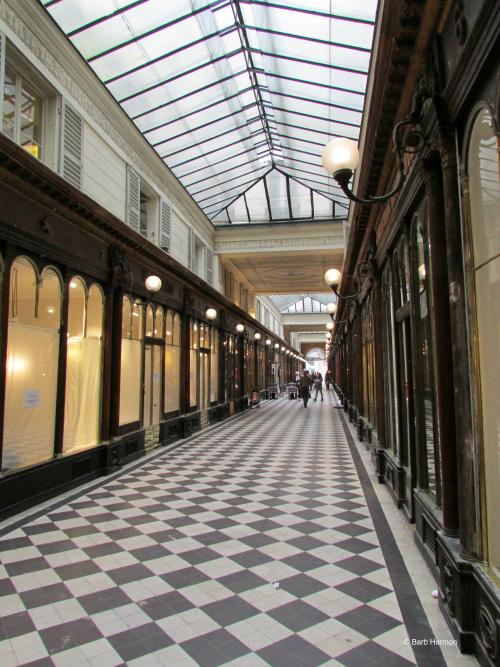 Galerie Véro-Dodat in Paris