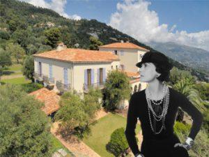 Chanel's La Pausa on the Côte d'Azur